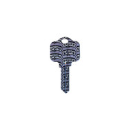 San Antonio Spurs Schlage SC1 House Key
