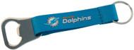 Miami Dolphins New Logo Lanyard Bottle Opener Keychain