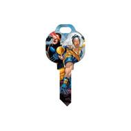 X-Men Schlage SC1 House Key