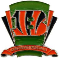 Cincinnati Bengals Logo Field Lapel Pin