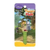 Eeyore Winnie the Pooh Friends Schlage SC1 House Key