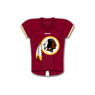 Washington Redskins Team Jersey Cloisonne Pin