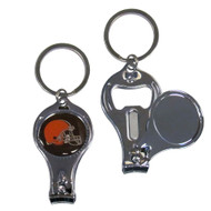 Cleveland Browns 3 in 1 Keychain