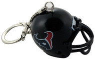 Houston Texans Helmet Keychain