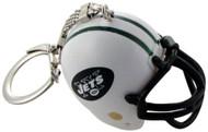 New York Jets Helmet Keychain