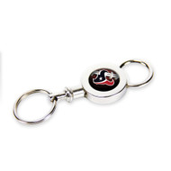 Houston Texans Quick Release Valet Keychain