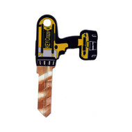 Drill Schlage SC1 House Key