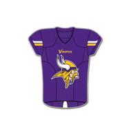 Minnesota Vikings Team Jersey Cloisonne Pin
