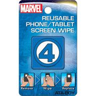 Fantastic Four Logo Reusable Phone/Tablet Screen Wipe