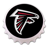 Atlanta Falcons Bottle Cap Magnet Bottle Opener