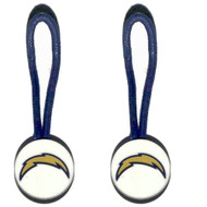San Diego Chargers Zipper Pull (2-Pack)