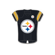 Pittsburgh Steelers Team Jersey Cloisonne Pin