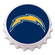 San Diego Chargers Bottle Cap Magnet Bottle Opener