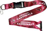Arizona Cardinals Lanyard Keychain