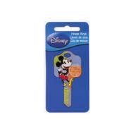 Mickey Mouse 1928 Schlage SC1 House Key