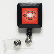 Chicago Bears Retractable Badge Holder