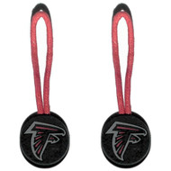 Atlanta Falcons Zipper Pull (2-Pack)