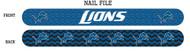 Detroit Lions Nail File