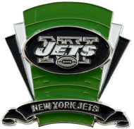 New York Jets Logo Field Lapel Pin