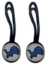 Detroit Lions Zipper Pull (2-Pack)