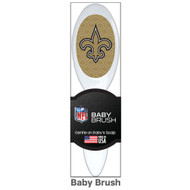 New Orleans Saints Baby Brush