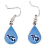 Tennessee Titans Tear Drop Earrings