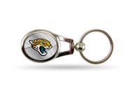 Jacksonville Jaguars Oval Keychain