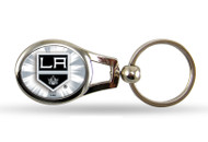 Los Angeles Kings Oval Keychain