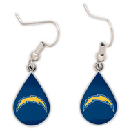 San Diego Chargers Tear Drop Earrings