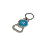 New Orleans Hornets Bottle Opener Keychain