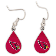 Arizona Cardinals Tear Drop Earrings