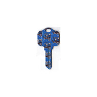 Orlando Magic Kwikset KW1 Key