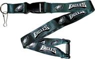 Philadelphia Eagles Lanyard Keychain