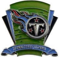 Tennessee Titans Logo Field Lapel Pin