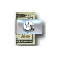 Indianapolis Colts Pewter Emblem Money Clip