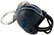 Detroit Lions Helmet Keychain