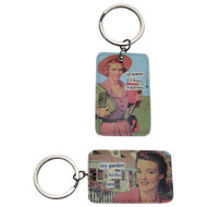 Anne Taintor Keyrings
