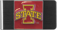 Iowa State University Money Clip NCAA