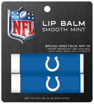 Indianapolis Colts Lip Balm 2pk
