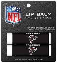 Atlanta Falcons Lip Balm 2pk