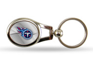 Tennessee Titans Oval Keychain