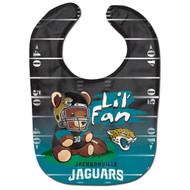 Jacksonville Jaguars Teddy Bear All Pro Baby Bib