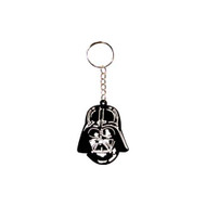 Star Wars Darth Vader Rubber Keychain