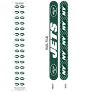 New York Jets Nail File and Nail Decals