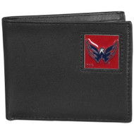 Washington Capitals Bifold Leather Wallet
