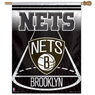 "Brooklyn Nets Flag 27"" x 37"""