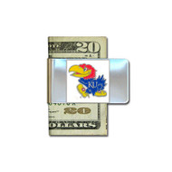 University of Kansas Money Clip NCAA
