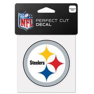 "Pittsburgh Steelers 4""x4"" Decal"