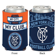New York City FC Can Cooler