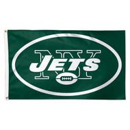 New York Jets Flag Large 3' x 5'